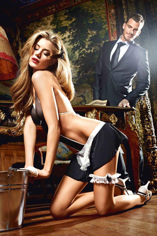 Эротическая одежда на прислуге смотреть онлайн 25 фотография